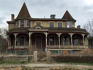 Once Grand Victorian House... - Old Georgia Homes