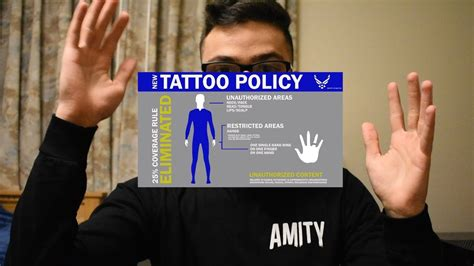 air force tattoo policy  youtube