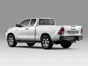 Pick Up Hilux : 2017 toyota hilux extra cab pick up pinterest toyota hilux and toyota ~ Medecine-chirurgie-esthetiques.com Avis de Voitures