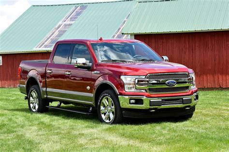 Mpg For Ford F150 by 2018 Ford F 150 Reviews And Rating Motor Trend