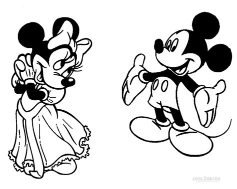 mickey  minnie halloween coloring pages coloring pages