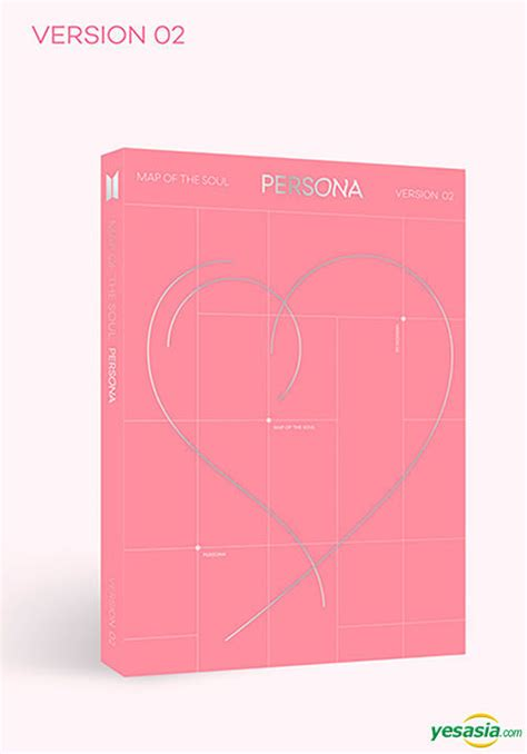 yesasia bts map   soul persona version