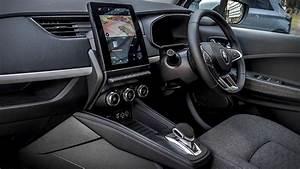 2020 Renault Zoe Electric UK Inside Interior