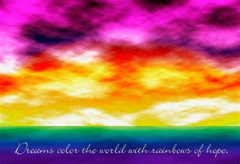 dreams in color rainbow of colors photo 23295635 fanpop