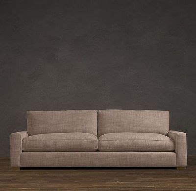 maxwell upholstered sofas sofas restoration hardware for the home juxtapost