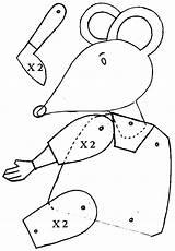 Puppet Mouse Coloring Pantin Burattini Disegni Preschool Souris Paper Crafts Worksheets Preschoolactivities Imprimer Puppets Toddler Kindergarten Actvities Bag Comment Disegno sketch template