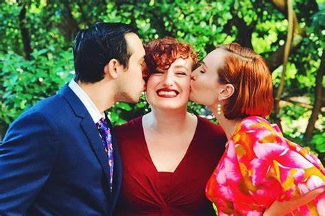 A polyamorous relationship involves having more than one sexual or romantic partner, with all partners agreeing to the arrangement. Woman in polyamorous 'throuple' reveals how they organise bedtime