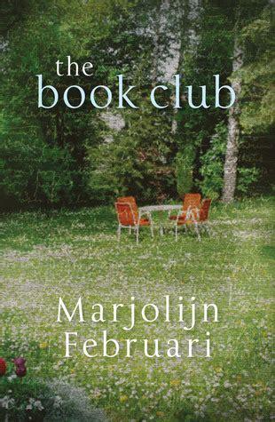 book club  marjolijn februari