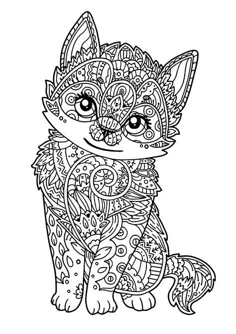 cats  kids cats kids coloring pages