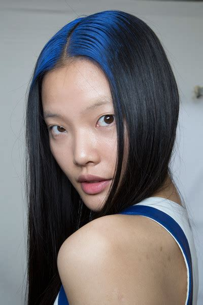 colored roots this pastel roots trend will become the new holy grail for
