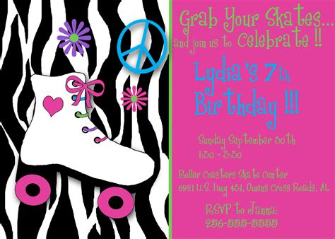Roller Skating Party Clipart Clipart Suggest