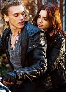 Clary Fray and Jace Wayland ♡ | The Mortal Instruments ...