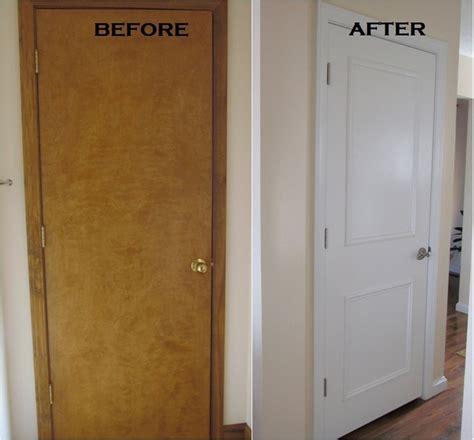 updating interior doors ドアをモールディングで海外インテリア化したい インテリアショップ 海外インテリア実践 nest interior
