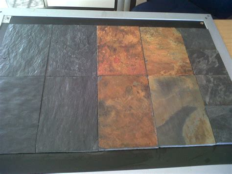 Metallic Tiles South Africa by Blue Slate Floor Tile Image Collections Tile Flooring