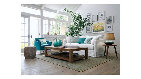 Willow Loveseat by Willow White Slipcovered Sofa Crate And Barrel