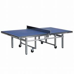 Table Tennis Tables Indoor : Butterfly Centrefold Table