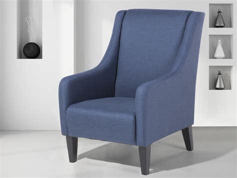 siege salon fauteuil fauteuil bleu fauteuil en tissu fauteuil