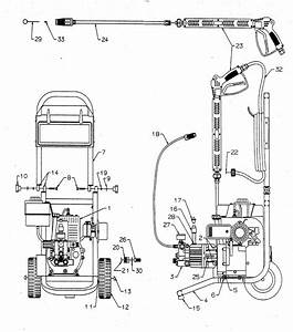 Coleman Pw0832000 01 Gas Pressure Washer Parts