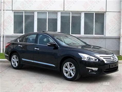 Teana Hd Picture by 2014 Nissan Teana Unveiled In China Based On Altima