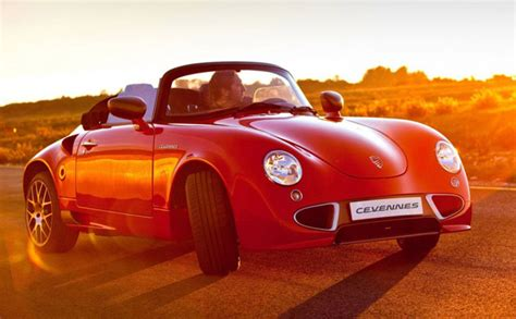 Underdog Speedster c 233 vennes speedster concepts sizzle with features