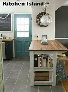 Cocinas, Con, Isla, A, Partir, De, Muebles, Reciclados, 4