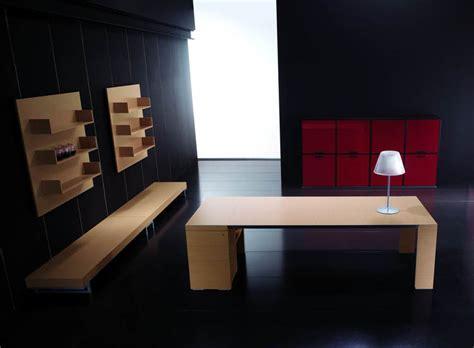 mobilier de bureau contemporain bureau contemporain de prestige led 2 mobilier de bureau