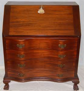 antique mahogany secretary desk home furniture design