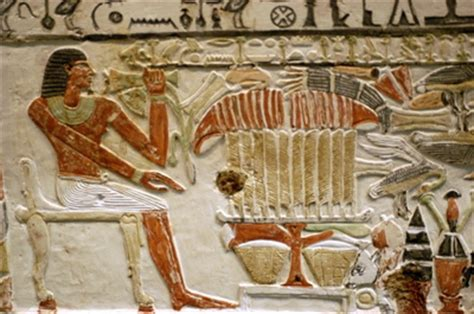 cuisine egyptienne ancient government officals thinglink