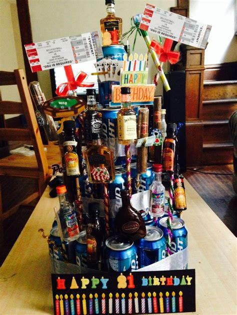 ideas  beer cakes  pinterest  birthday