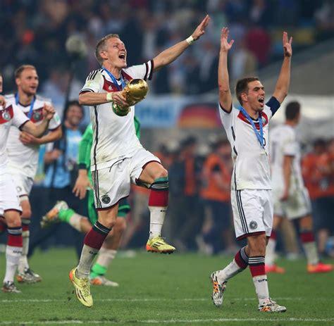"""Titelverteidiger ist spanien, deutschland will endlich unter bundestrainer joachim seit dem 13. Fußball-WM 2014: """"Und am Ende gewinnen immer die Deutschen ..."""