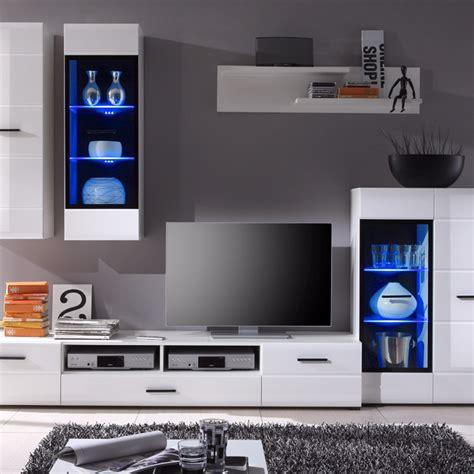 15 Meubles Tv Led Pour Un Salon Contemporain  Blog But