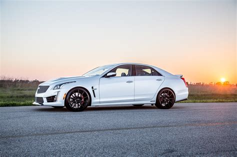 Cts V by 2016 2018 Cadillac Cts V Hpe1000 Upgrade Hennessey