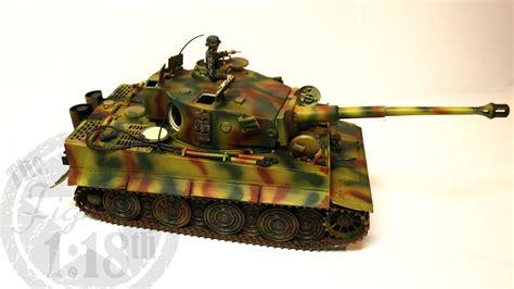 Henschel & Son Tiger I Heavy Tank  The Fighting 118th