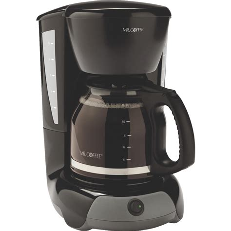 Coffee's 12 cup coffee maker helps you make rich tasting, expertly brewed coffee the window viewer to see how much water you are placing in unit is large and conveniently placed on both sides. Mr Coffee 12-Cup Pause 'N Serve Coffee Maker - Walmart.com