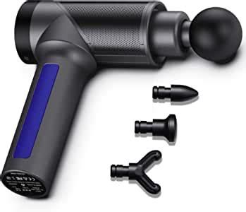 Amazon.com: Muscle Massage Gun - Handheld Electric Massage