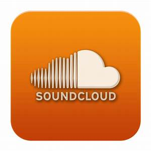 SoundCloud Icon - Flat Social Media Icons - SoftIcons.com
