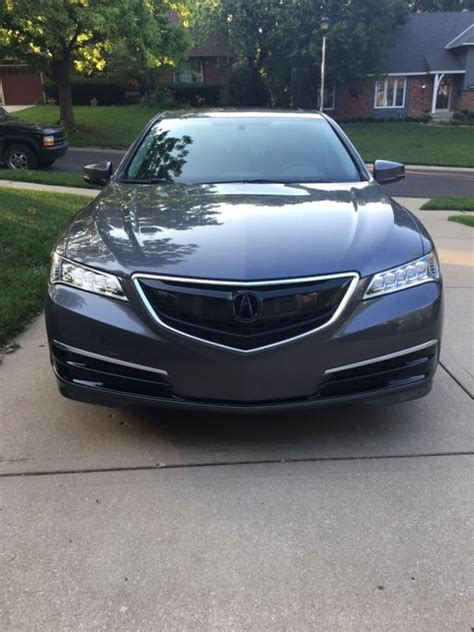 Acura Lights by New Grill Lights Acurazine Acura Enthusiast