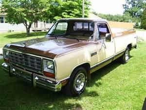 Buy Used 1985 Dodge Ram 150 Royal Se Prospector Pickup In
