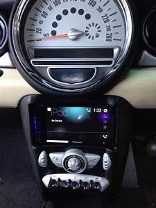 Mini Cooper R56 Stereo Upgrade With Apple Car Play Or