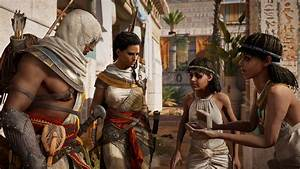 Assassin's Creed Origins Review- Ancient Egypt Brought ...