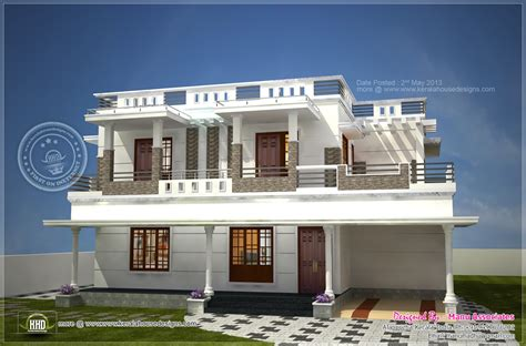 home floor and decor modern home design in alappuzha kerala kerala home design and floor exterior decor
