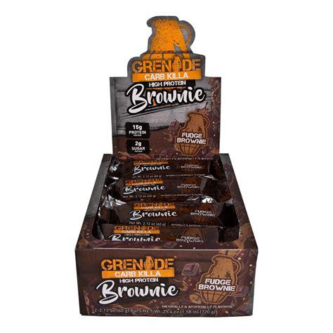 Amazon.com: Grenade Carb Killa Protein Bars, Triple