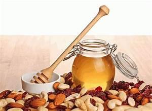 Грецкий орех мед смесь потенция
