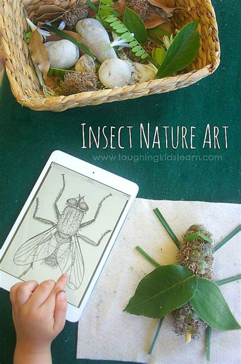 awesome nature inspired creature craft activities