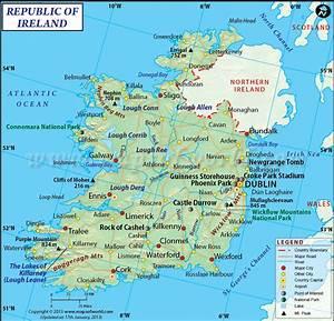 Map Ireland