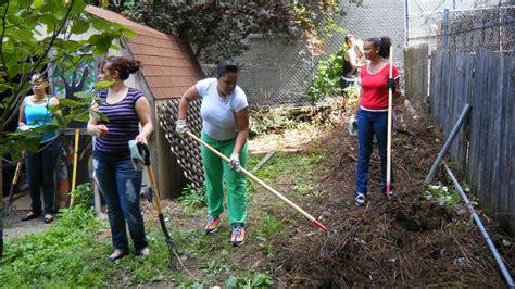 the of gardening commmunity gardening
