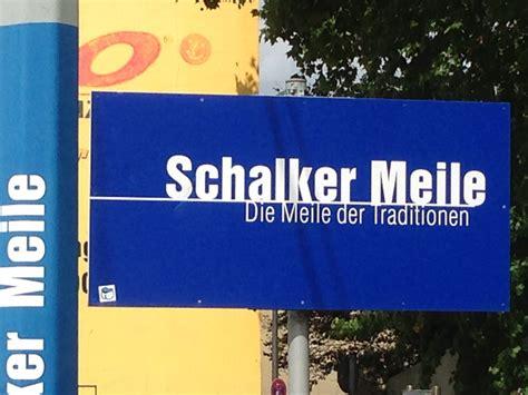 Jens buchta stand in der abstiegssaison oft in der kritik. Offene Kirche Schalke: Spaziergang über die Schalker Meile II