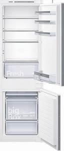 Einbaukühlschrank 50 Cm Breit : siemens einbauk hlschrank ki86vvs30 177 2 cm hoch 54 5 cm breit energieeffizienzklasse a ~ Frokenaadalensverden.com Haus und Dekorationen