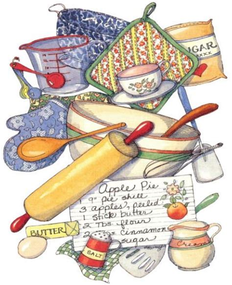 country kitchen utensils para a cozinha for the kitchen illustrations 2920
