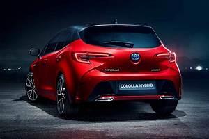 Toyota Corolla returns: Auris name retired for new 2019 ...